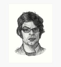Jemaine Art Print