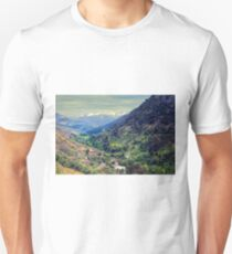 Darro River Valley Granada Unisex T-Shirt