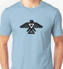 American Indian Thunderbird Totem Slim Fit T-Shirt