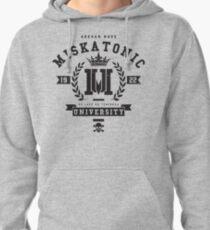 Miskatonic University Crest Pullover Hoodie