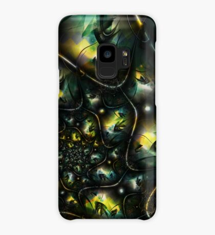 Alien Jungle Case/Skin for Samsung Galaxy
