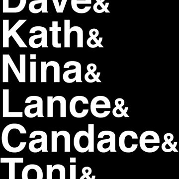 Portlandia Characters (Classic White) by StuffByMe