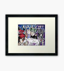Ridley Scott Framed Print