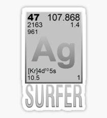 Ag Surfer Sticker