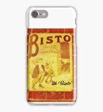 Ah! Bisto- Retro Print iPhone Case/Skin