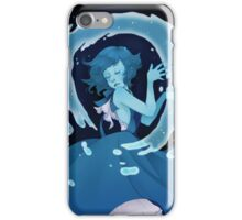 Dancing with water iPhone Case/Skin