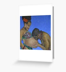 Fatherly Love Greeting Card