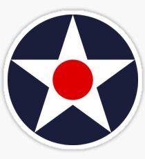 United States Naval Aircraft Insignia, 1919-1942 Sticker