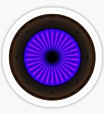 Portal 2 - Fact Core Eye Sticker