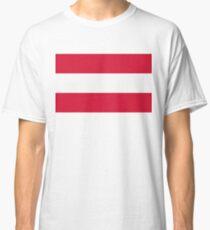 National Flag of Austria Classic T-Shirt