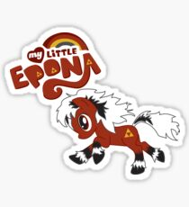 My Little Epona Sticker