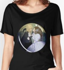 As the World Falls Down. Women's Relaxed Fit T-Shirt