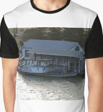 Oscar W at Port Graphic T-Shirt