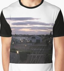 Goolwa Railway Station Graphic T-Shirt