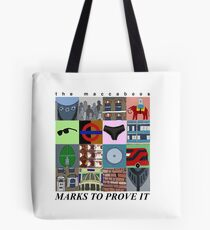 The Maccabees - Marks To Prove It Tote Bag