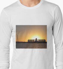 Sunset Silos T-Shirt
