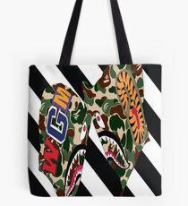 Off-Bape Tote Bag