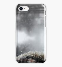 First Snowstorm iPhone Case/Skin