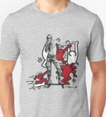 Keith Haring - The man and the art T-Shirt