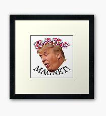 Babe Magnet! Framed Print