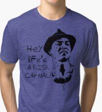 Paco Aguilar Tri-blend T-Shirt
