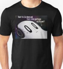 Undertale Napstablook Unisex T-Shirt
