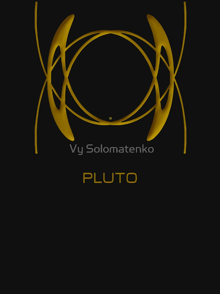 Astrology Symbol For Pluto by vysolo