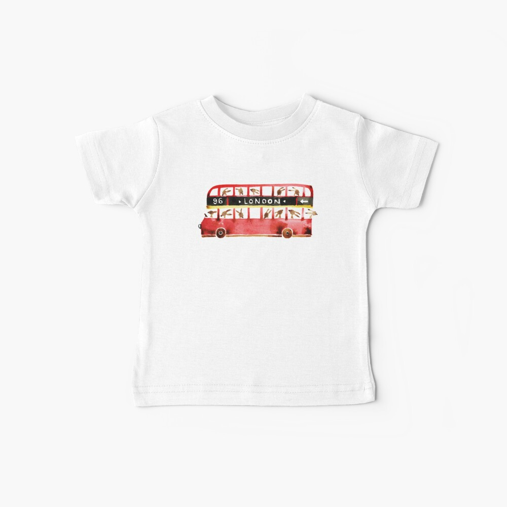 Bunny in London Baby T-Shirt