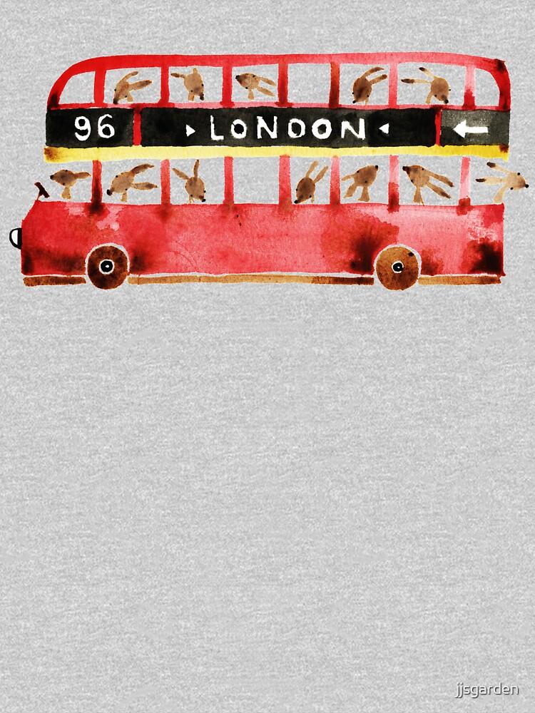 Bunny in London by jjsgarden