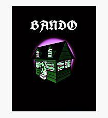 Bando Photographic Print