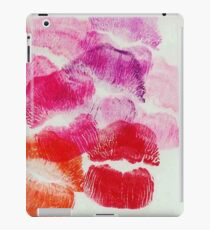 Pouts Collage iPad Case/Skin