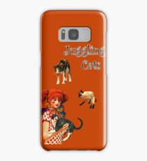 Juggling Cats Samsung Galaxy Case/Skin