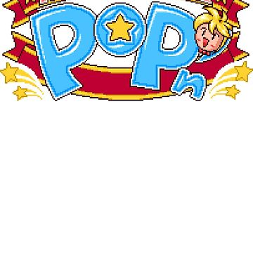 Magical Pop'n (SNES) Title Screen by AvalancheShirts