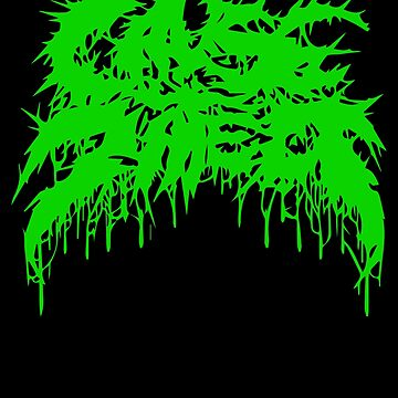 Slime Green logo by Cause7Ate9