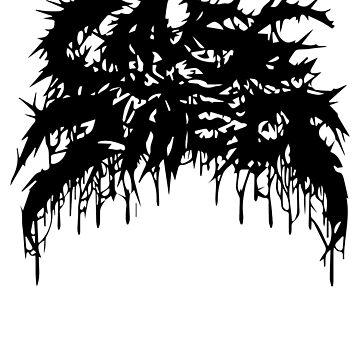 Black logo by Cause7Ate9