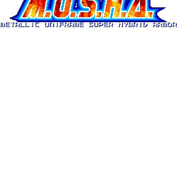 Musha (Genesis) Title Screen by AvalancheShirts