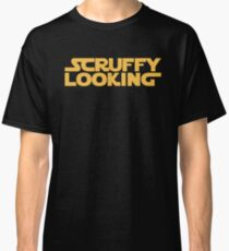 Scruffy Looking Spoof Classic T-Shirt