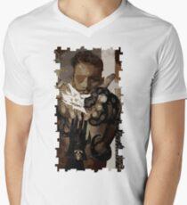 Dorian Tarot Card 1 Men's V-Neck T-Shirt