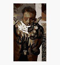Dorian Tarot Card 1 Photographic Print