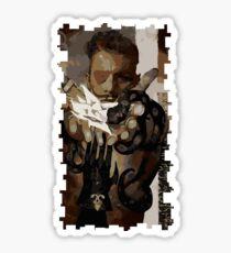 Dorian Tarot Card 1 Sticker