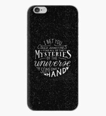 All of the Mysteries of the Universe iPhone Case