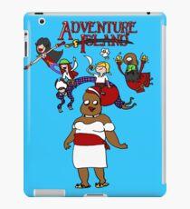 Adventure Island iPad Case/Skin
