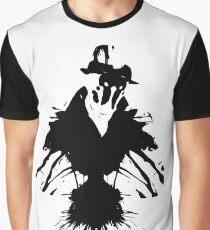 Rorschach Grafik T-Shirt