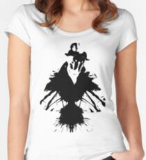 Rorschach Women's Fitted Scoop T-Shirt