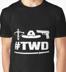 The Walking Dead - TWD Graphic T-Shirt