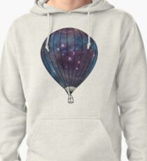 Galaxy Balloon Pullover Hoodie
