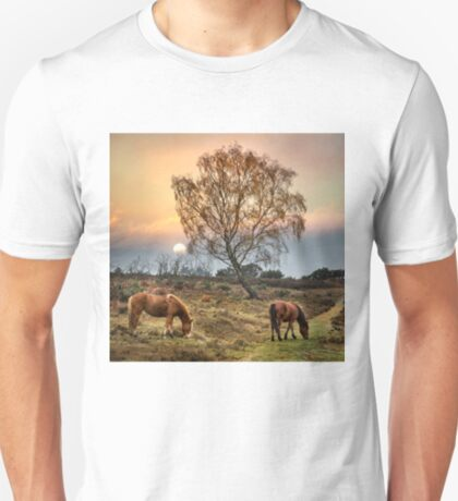 New Forest Ponies T-Shirt
