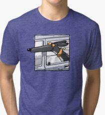 Wheee! Tri-blend T-Shirt