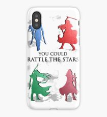 Throne of Glass Watercolour iPhone Case