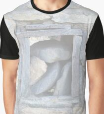 Cotswold Stone Barn (Essence Collection) Graphic T-Shirt